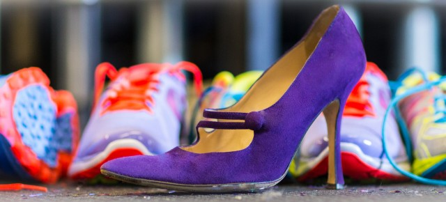 Where Sneakers Meet High Heels: Part II