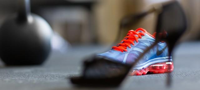 Where Sneakers Meet High Heels: Part I