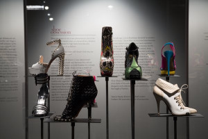 shoe obsession - exhibition