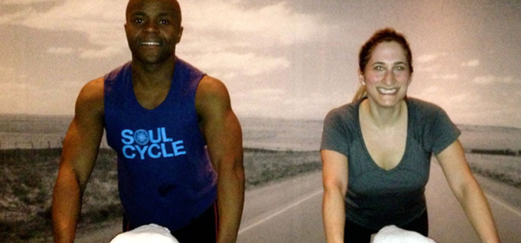 Fit Icon: Jeremy Whistine @ SoulCycle