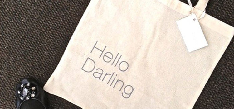 Win It!  Hello Darling Tote